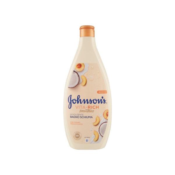 Johnson Gel de dus Vita Rich Iaurt Piersică Cocos 750 ML