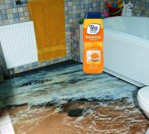 Teo Șampon cu Ou și ulei de Argan 400 ML1 comprimat