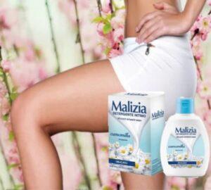 Săpun lichid intim Malizia Camomilla cu Extract de Mușețel 200ml1 comprimat